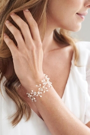 Wild Lilies Jewelry  Crystal Pearl Bracelet - Product Mini Image