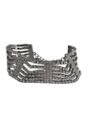 Lets Accessorize Crystal Ripple Bracelet - Product Mini Image