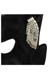Madison Avenue Accessories Crystal Swing Earring - Product Mini Image