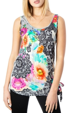 Desigual - Spain Crystal Tank - Product List Image