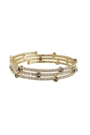 Lets Accessorize Crystal Wrap Bracelet - Product Mini Image
