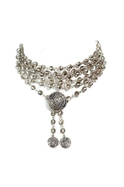 VSA Designs Crystal Wrap Necklace - Product Mini Image