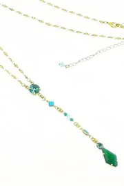 Sorrelli Crystal Y Necklace - Product Mini Image