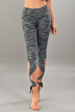 Crystal Art Designs Wrap Around Leggings - Product List Image