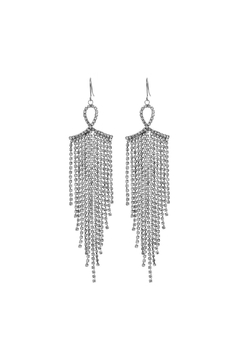 Crystal Avenue Bridal Dangle Earring - Product List Image