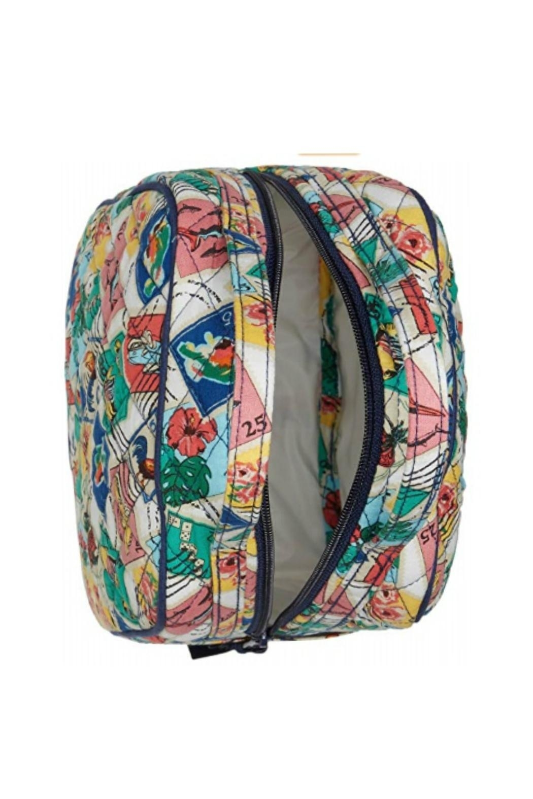Vera Bradley Cuban Stamps Lunch-Bunch - Side Cropped Image