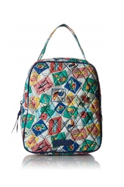 Vera Bradley Cuban Stamps Lunch-Bunch - Product Mini Image