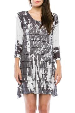 Cubism Black & White Tunic - Product List Image