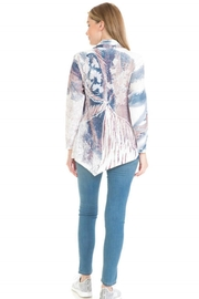 Cubism Turtleneck Knit Top - Front full body