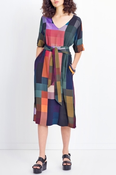 Shoptiques Product: Cubo Print Dress