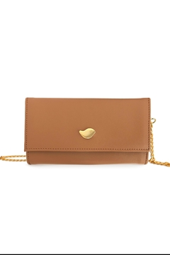 Cuca y Paloma Coco Almond Clutch - Product List Image