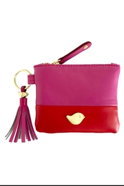 Cuca y Paloma Dahlia Cherry Purse - Product Mini Image