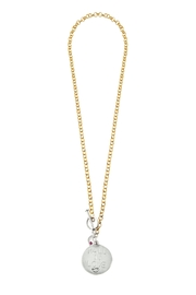 Cuca y Paloma Fallinlove Necklace - Front cropped