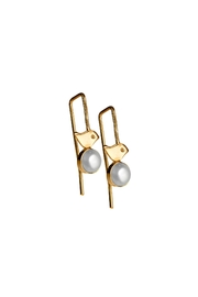 Cuca y Paloma Oriana Clip Earrings - Product Mini Image