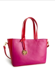 Cuca y Paloma Samantha Cherry Medium Tote - Product Mini Image