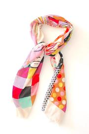 Cuccia Italia Face Collage Scarf - Product Mini Image