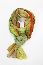 Cuccia Italia Peace Love Scarf - Product Mini Image