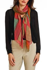 Cuccia Italia Summer Stripes Scarf - Product Mini Image