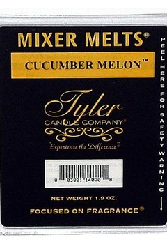 Tyler Candles Cucumber Melon Mixer Melts - Alternate List Image