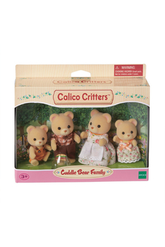 Calico Critters Cuddle Bear Family - Product List Image