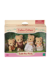 Calico Critters Cuddle Bear Family - Product Mini Image