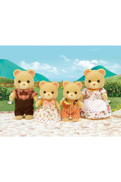 Calico Critters Cuddle Bear Family - Alternate List Image