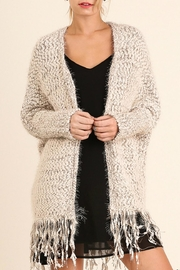 Umgee USA Cuddle Up Cardigan - Product Mini Image