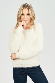BLANC CUDDLES SWEATER - Front cropped