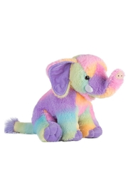 Cuddles and Friends Colorful Elephant - Front cropped