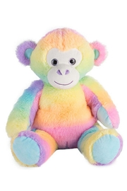 Cuddles and Friends Colorful Monkey - Front cropped
