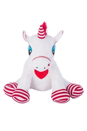 Cuddles and Friends Holiday Unicorn - Front cropped