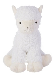 Cuddles and Friends Llama Plush Toy - Front cropped