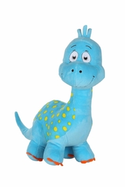 Cuddles and Friends Make-Your-Own Blue Dino Kit - Front cropped