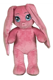 Cuddles and Friends Make-Your-Own Pink Bunny Kit - Product Mini Image