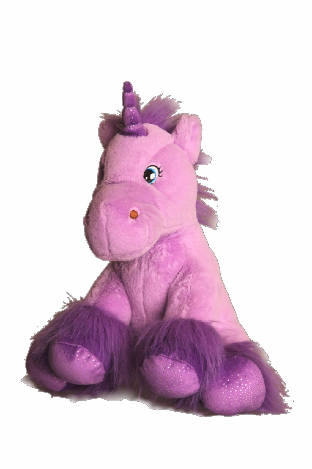 Cuddles and Friends Make-Your-Own Purple Unicorn Kit - Main Image