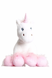 Cuddles and Friends Make-Your-Own White Unicorn Kit - Front cropped