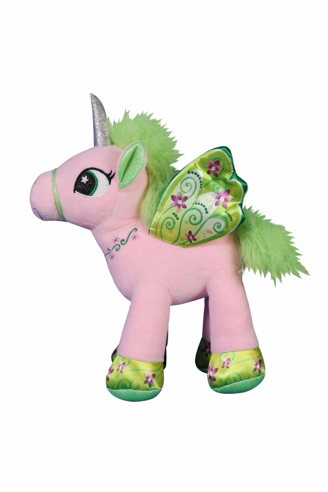 Cuddles and Friends Make-Your-Own Winged Unicorn - Main Image