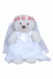 Cuddles and Friends Teddy Bridal Gown - Product Mini Image