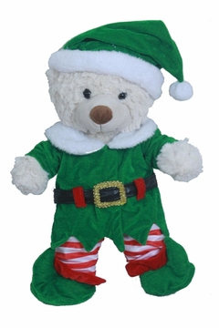 Cuddles and Friends Teddy Elf Costume - Product List Image