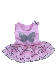 Cuddles and Friends Teddy Tutu Outfit - Front cropped