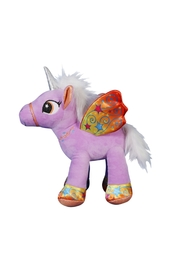 Cuddles and Friends Unicorn Party Pack for 6 - Back cropped