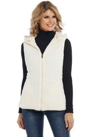 Cripple Creek Cuddly Reversible Vest - Product Mini Image