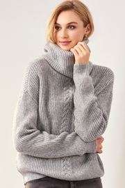 Giftcraft Inc.  Cuddly Turtleneck Sweater - Product Mini Image