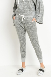 Mono B Cuff Drop Sweatpants - Product Mini Image