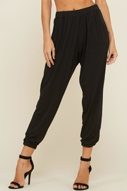 annabelle Cuffed Ankles Pants - Product Mini Image