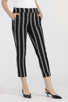Tribal Cuffed Capri Pant - Product List Image