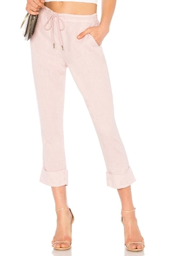 Shoptiques Product: Cuffed Linen Trouser