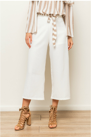 Hem & Thread Culotte pants - Product Mini Image
