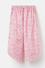 Joules Culotte Sleep Pants - Back cropped