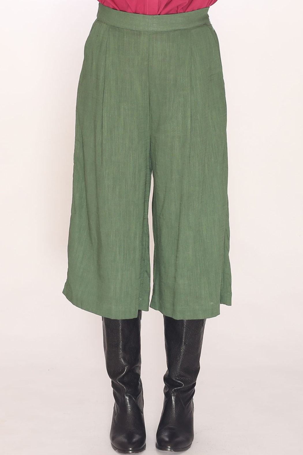 PepaLoves Culottes - Front Cropped Image